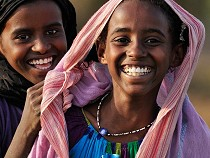 Girls. Sudan.