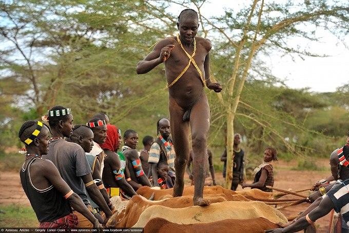 Afrika meztelen kép